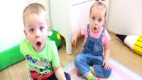 萌娃小可爱们偷吃零食被妈妈发现了, 小家伙们的表情可真是萌萌哒!