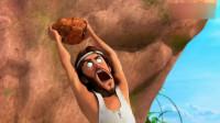 爆笑虫子: 躲进发动机的大黄小红把糖吃完了, 人类搬起了石头!