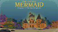 Little Fox小狐狸英语动画  小美人鱼1  海底王国  经典英文童话