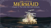 Little Fox小狐狸英语动画  小美人鱼4  浮上海面  经典英文童话