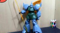 模玩分享MG量产绿勇士1.0-萝卜吐槽番外