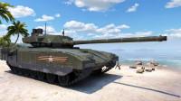 苏联坦克曾让整个欧洲瑟瑟发抖, 俄罗斯新坦克号称世界最强