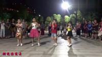 4个小萌娃广场舞《拥抱你离去》跳得这么好, 大人们都自愧不如哦