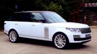 【粤语中字】有钱人的豪华玩具 2019试驾全新路虎揽胜 Range Rover