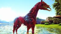 【虾米】方舟: 帕格纳西亚EP5, 炫酷的骷髅马和超大水蛭!