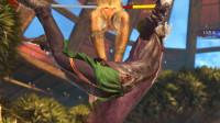 不义联盟2: 豹女对阵小丑, 丑爷被吊打了?