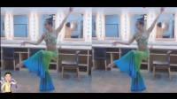 北京舞蹈学院青年舞团胡玉婷的舞蹈, 小姐姐的舞蹈自带仙气!