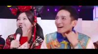 何老师和吴昕合作超美舞蹈秀, 何老师和她对视的瞬间满脸宠溺!