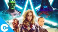 电影预告《 惊奇队长 Captain Marvel》2019年 Official Trailer 中字 1TheC