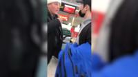 外国游客误了飞机飙脏话辱骂中国 演员孙坚怒怼: 道歉! 这是中国