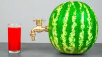 西瓜也疯狂, 西瓜的6种正确食用方法, 你都知道吗? 快来学习下吧