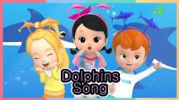 凯利音乐派对之海豚之歌英文版 | 凯利和玩具朋友们 CarrieAndToys