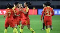 四国赛-古雅沙破门王霜献助攻 中国女足1-0韩国夺冠
