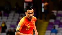 神奇逆转!郜林自导自演点射反超比分,中国2-1泰国 2019亚洲杯 1/8决赛 泰国VS中国 1