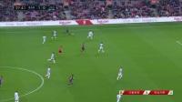 西甲-梅西替补造球登贝莱破门伤退 巴萨3-1复仇莱加内斯
