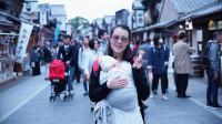 鲷鱼饭、伊势横街、红豆果子、高价民宿——带着2个月宝宝的日本之旅