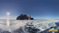 世界上最清澈湖泊, 让李健念念不忘, 一到冬天竟美得惊心动魄!