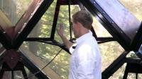 野外生活体验建造树屋 一间奇特的房子