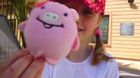 萌娃小可爱玩寻宝游戏,开动了脑筋,锻炼了身体,还收获了喜悦,真是有趣呢!