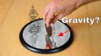 一枚不会停止旋转的硬币?你真的知道它为什么停下的吗?
