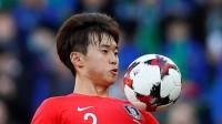 边卫的连线!李镕传中金珍洙俯冲头球破门,韩国2-1巴林 2019亚洲杯 1/8决赛 韩国VS巴林 1