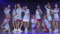 AOA师妹团Cherry Bullet出道首秀全程舞台 美腻妹子们超好看