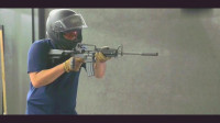 ar15步枪连续射击,枪管能撑多久