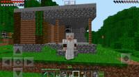 我的世界熊猫版本纯净生存第5期:造个丛林铁匠铺★哲爷和成哥