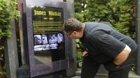 世界首块电子墓碑,扫一扫观看死者信息,网友:真扫墓!