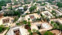 住在地下的中国传统村落,平均深度达7米,距今4000多年