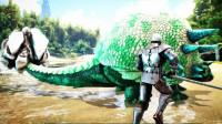 方舟生存进化-原始恐惧篇2 被送上天的龙骑士