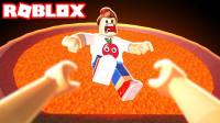 小飞象解说✘Roblox岩浆生存模拟器 是你从未见过的全新版本?乐高小游戏