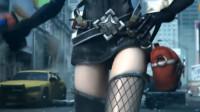 众所周知女角色穿的越少, 防御越高! 游戏CG和动漫到底差在哪? 枪神记.纪, 我们的光芒