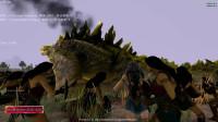 史诗战争模拟器:怪兽之王哥斯拉对战10000个漫威神奇女侠!