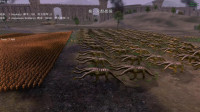 史诗战争模拟器:100个九头蛇对战10000个日本士兵!