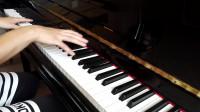 钢琴弹奏:一首《铁血丹心》慷慨激昂,真是让人心情激动