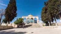 神奇的以色列历史建筑城市人文风光旅游延时摄影