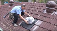 """喜讯: 在屋顶装个""""玻璃罩""""房间就能立刻变亮, 又省下一笔电费"""