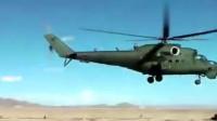 直升机还可以倒立飞?飞行员的技术真是过硬啊