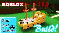 Roblox276建船寻宝记:超级飞船穿越迷宫,竟直达关底!宝妈趣玩