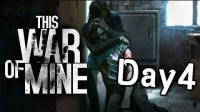 This war is mine Day4 拥有人性的角色阿...