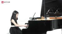《贝多芬奏鸣曲op.13》这么难的曲子,小姑娘竟弹的出神入化