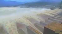 三峡大坝泄洪时是如何发电的巨型发电机就这样被推动