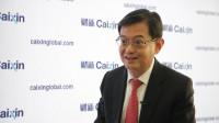 【直击达沃斯】新加坡财长王瑞杰:中国经济改革给予新加坡投资者信心