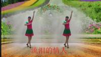 阳光美梅原创广场舞【流泪的情人】简单32步-编舞:美梅