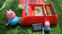 育儿玩具:小猪佩奇全集视频,小猪乔治让猪爸爸在网上买电视机!小猪佩奇第六季小伶玩具