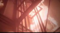 007之雷霆杀机+007和美女被关进熊熊燃烧的电梯+如何逃命!