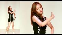 韩国女团娜恩,超短裙大长腿,网友称让人心跳加速
