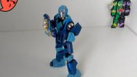 这款玩具很磁性-萝卜吐槽番外模玩分享磁力机器人