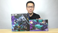 TF—圣贤的变形金刚玩具462,FANSHOBBY  MB-08霸王(上)